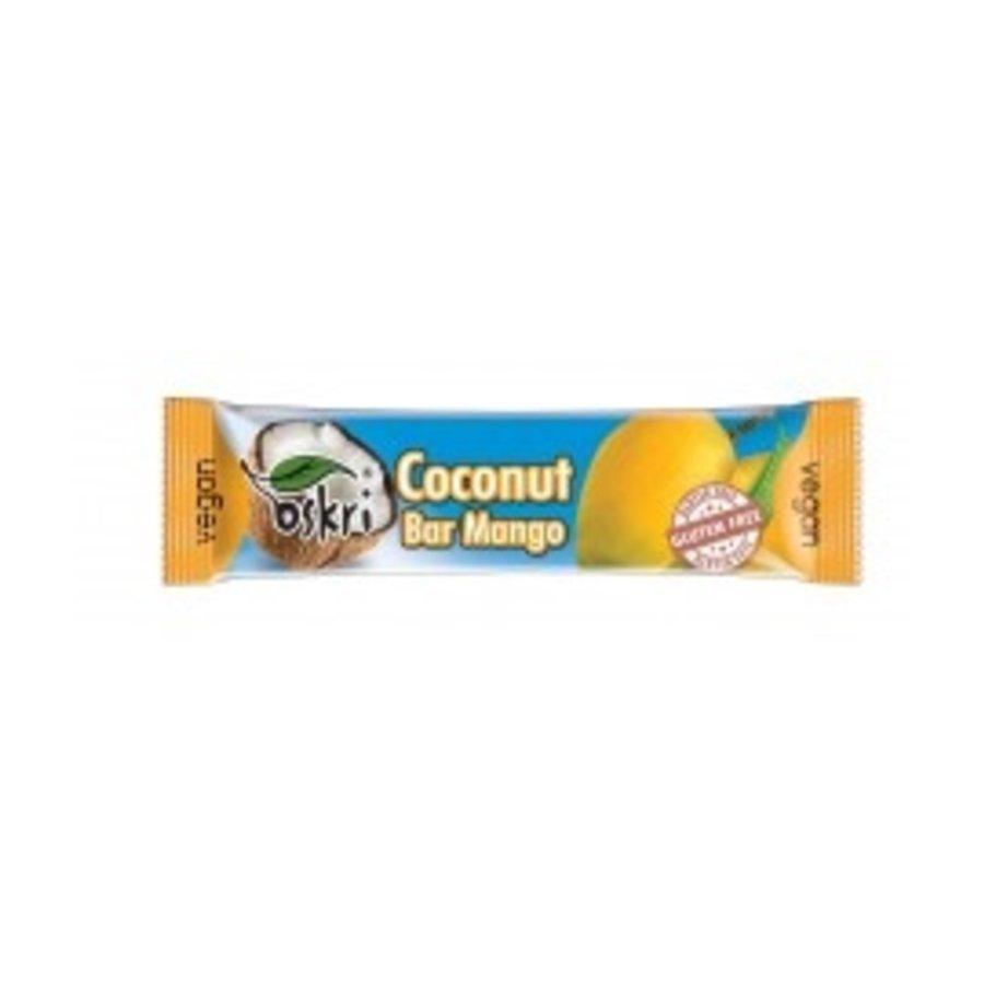 Kokosreep met Mango