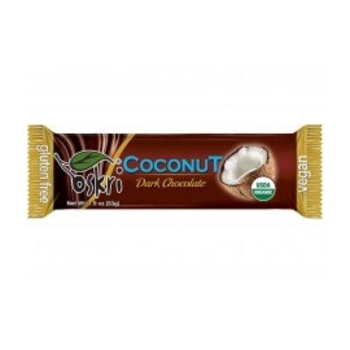 Oskri Kokosreep met Donkere Chocolade