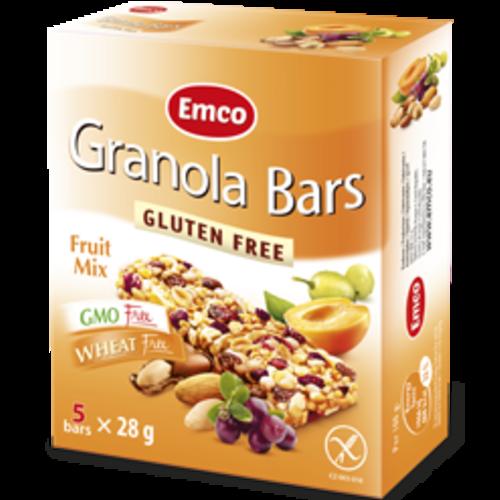 Emco Granola Bars Fruitmix