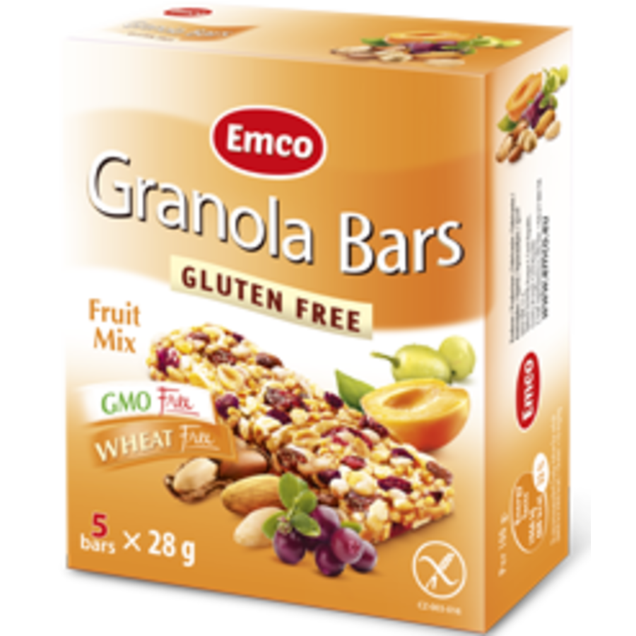 Granola Bars Fruitmix