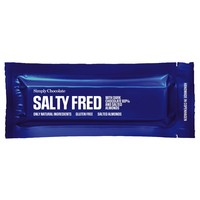 Salty Fred Gezouten Amandel Donkere Chocolade