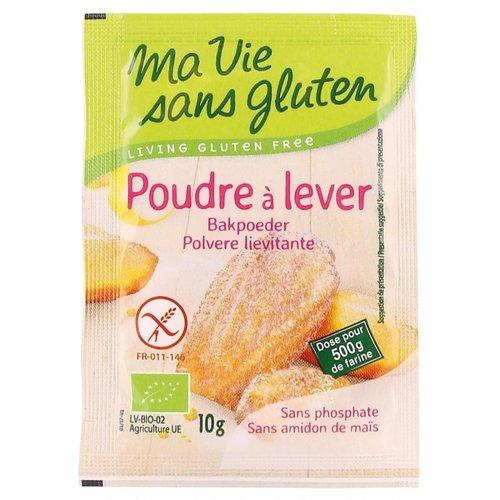 Ma Vie Sans Gluten Bakpoeder Biologisch