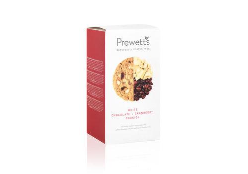 Prewetts Premium White Chocolate Cranberry Cookies