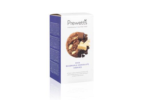 Prewetts Premium Rich Quadruple Chocolate  Cookies