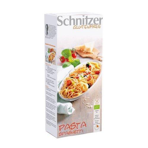 Schnitzer Pasta Spaghetti Biologisch