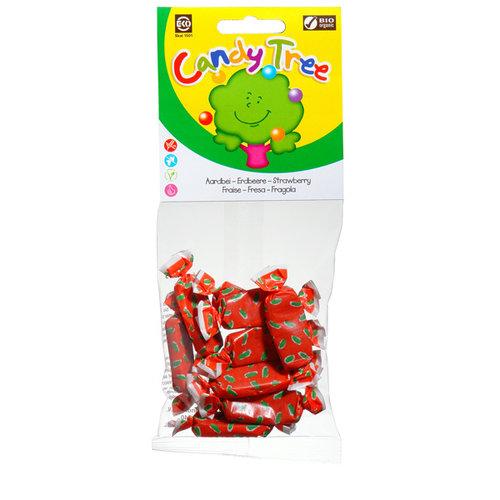 Candy Tree Aardbeientoffees Biologisch