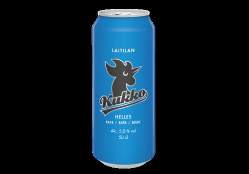 Kukko Helles (Witbier) 5,0%