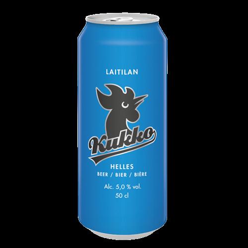 Kukko Helles (Helder) 5,0%