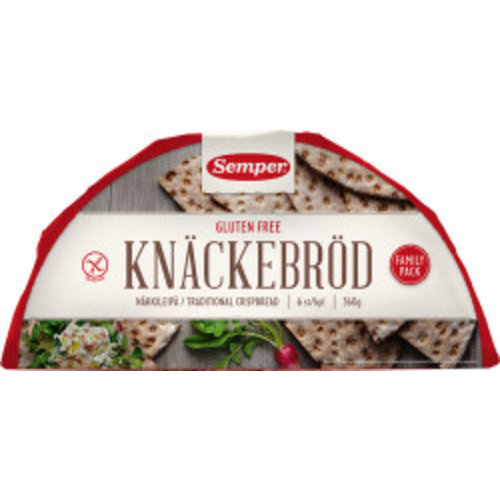 Semper Knackebrod (Halve Maan)