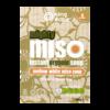 King Soba Instant Miso Soep Witte Misopasta Biologisch