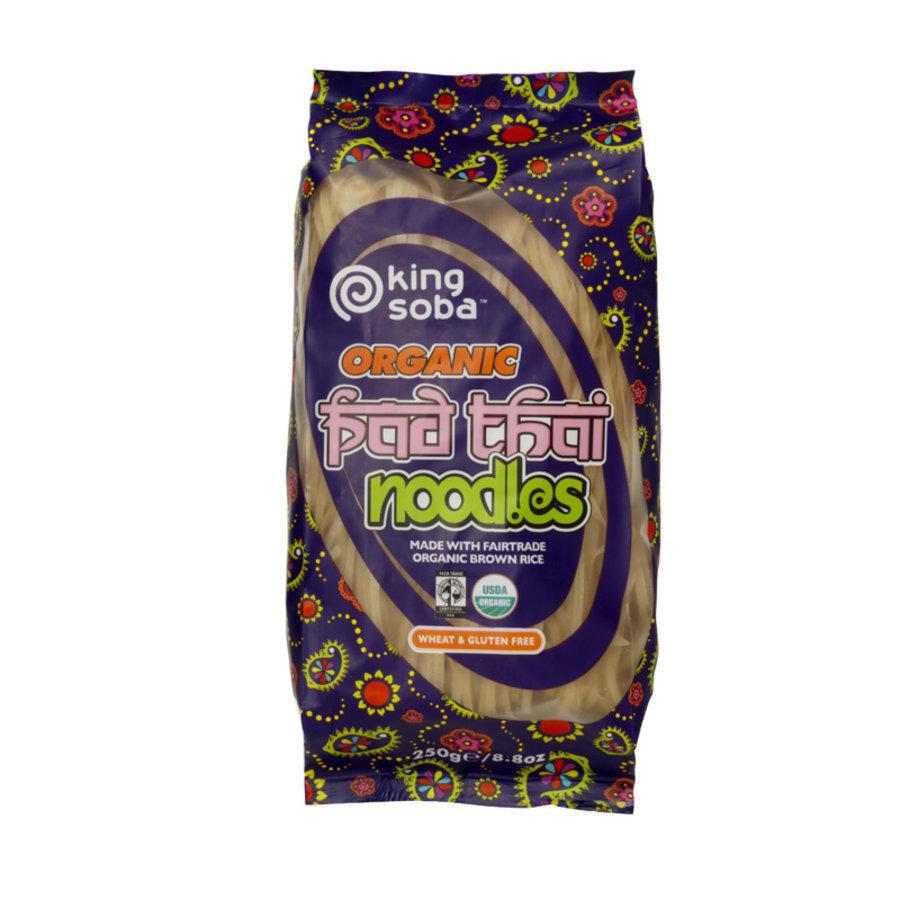 Pad Thai Noodles Biologisch