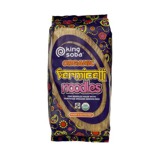 King Soba Vermicelli Noodles Biologisch