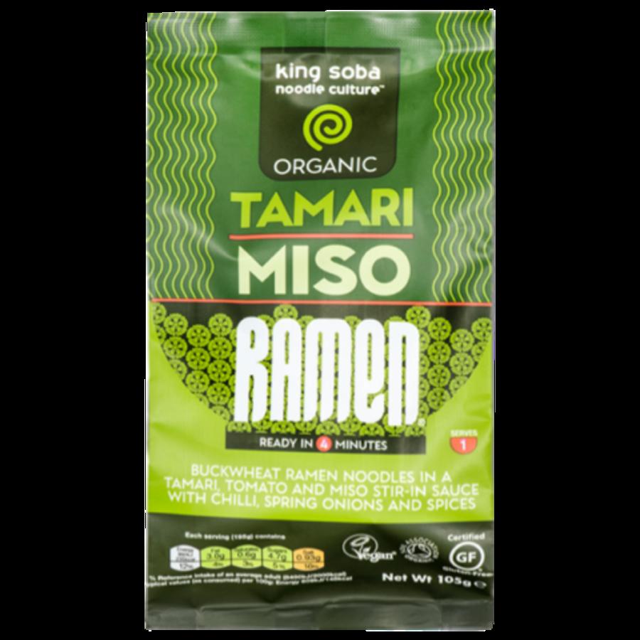 Tamari Miso Ramen Biologisch