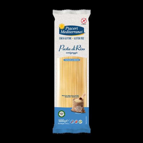 Piaceri Mediterranei Pasta di Riso Spaghetti