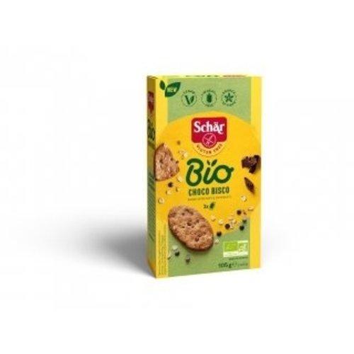 Schär Choco Bisco Biologisch
