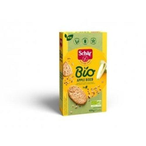 Schär Apple Bisco Biologisch