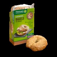 Bagels met Sesam