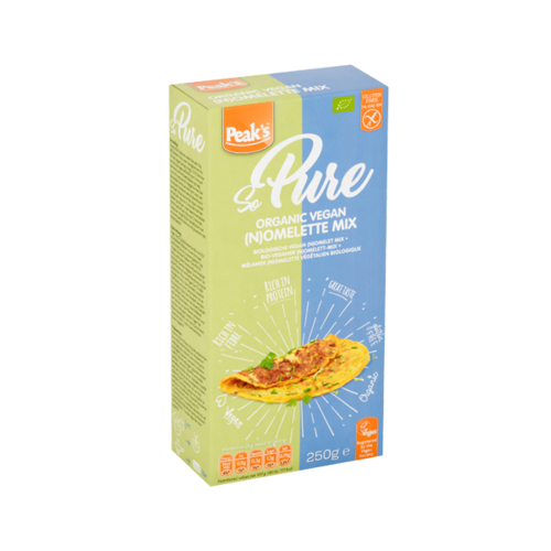 Peak's Free From Vegan (N)Omelet Mix