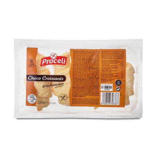 Proceli Choco Croissants 4 stuks