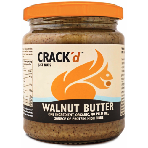 Crack'd Walnotenpasta Biologisch