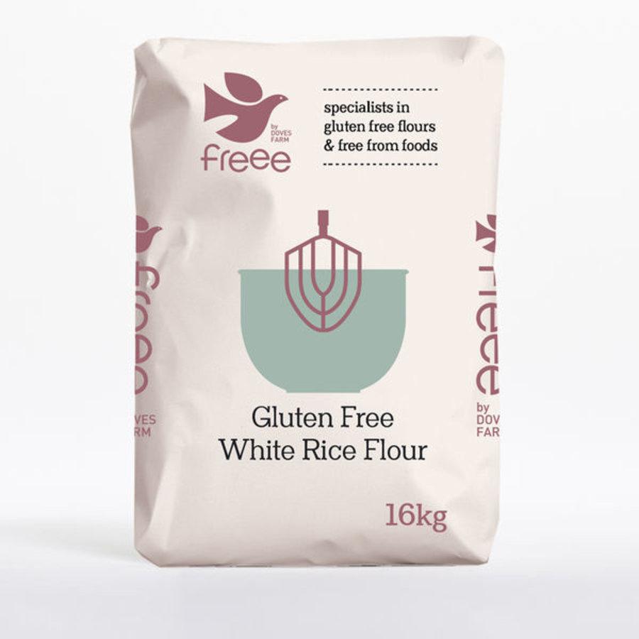 Rijstmeel 16 kilo