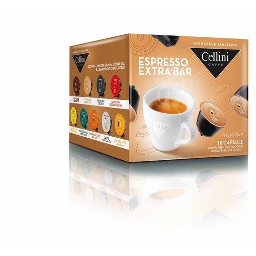 Cellini Extra Bar 10 capsules