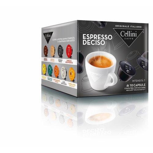 Cellini Decisio 10 capsules