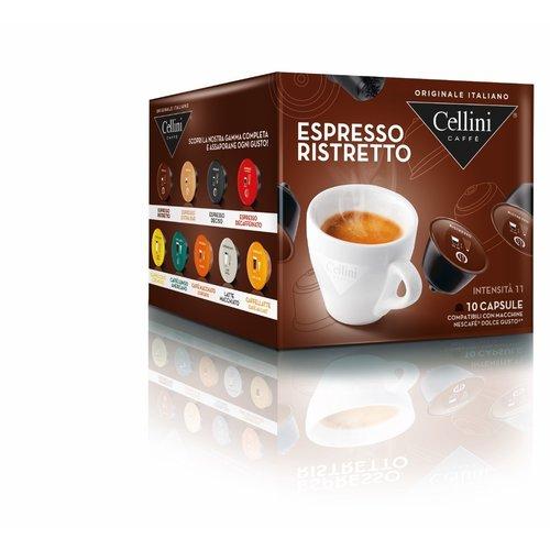 Cellini Ristretto 10 capsules