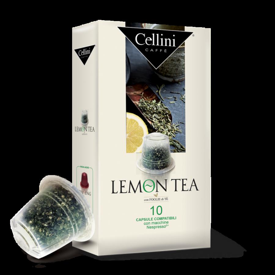 Lemon Tea  10 capsules