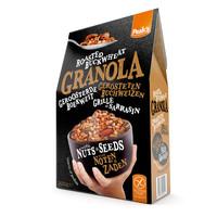 Granola met Boekweit, Noten en Zaden