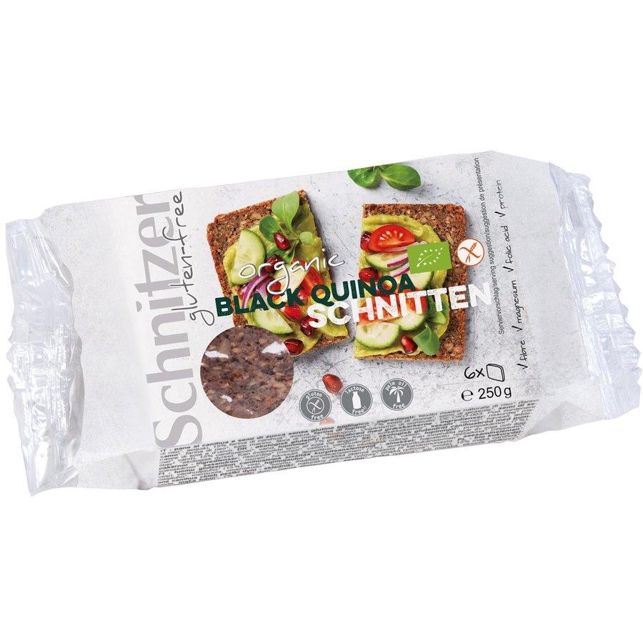 Brood met Zwarte Quinoa Biologisch