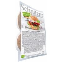 Hamburgerbroodjes Biologisch