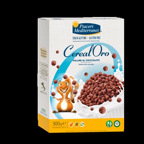 Piaceri Mediterranei Chocolade Bolletjes