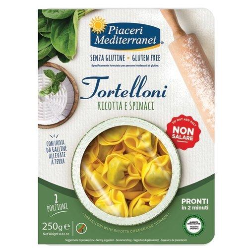 Piaceri Mediterranei Tortelloni Ricotta e Spinaci
