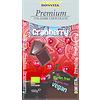 Bonvita 71% Pure Chocolade Cranberry Biologisch