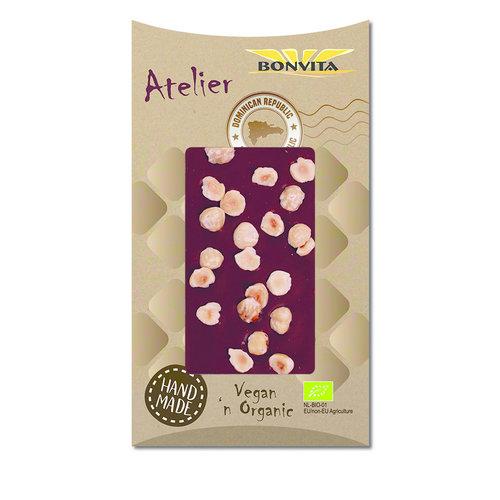 Bonvita Rock 'n Nuts Rice Chocolate Biologisch