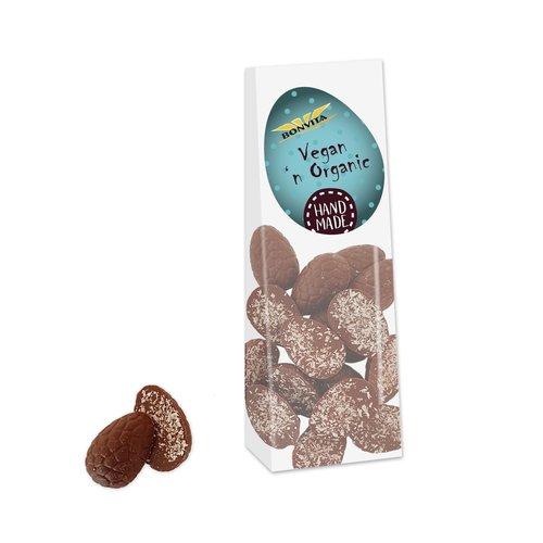 Bonvita Chocolade Paaseitjes Met Kokos Biologisch
