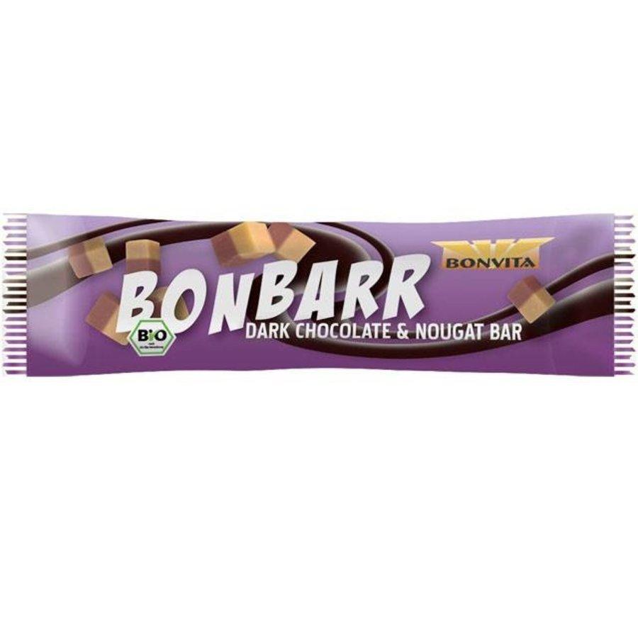 Bonbarr Pure Chocolade met Nougat Biologisch