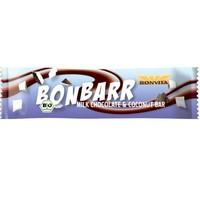 Bonbarr Melkchocolade met Kokos Biologisch