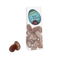 Chocolade Paaseitjes Met Kokos Biologisch