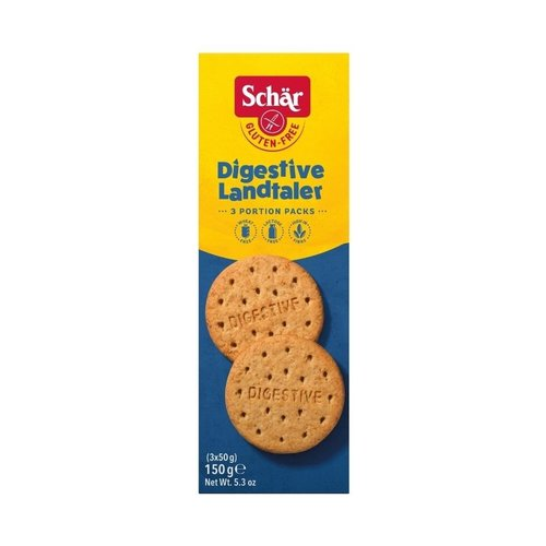 Schär Vezelrijke Biscuits