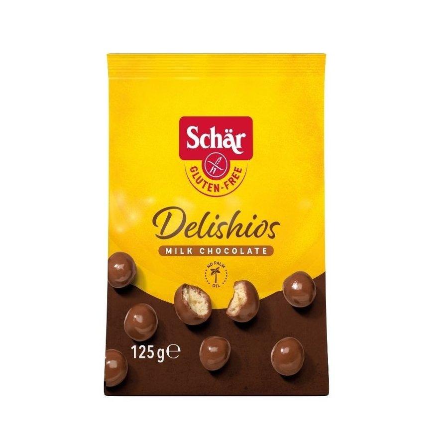 Delishios Krokante Chocoladebolletjes