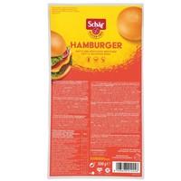 Hamburgerbroodjes 4 stuks