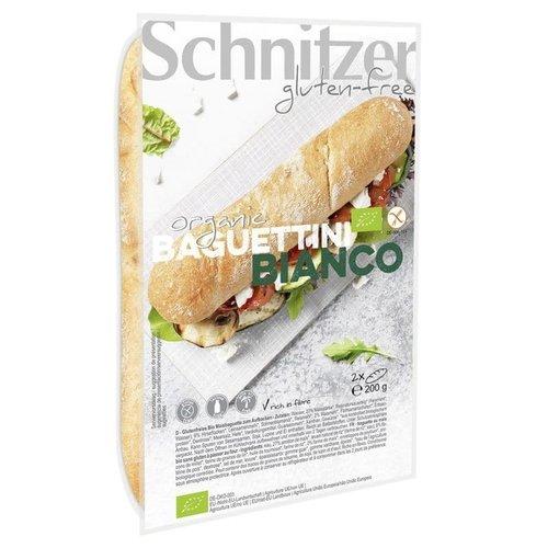 Schnitzer Baguettini Bianco Biologisch