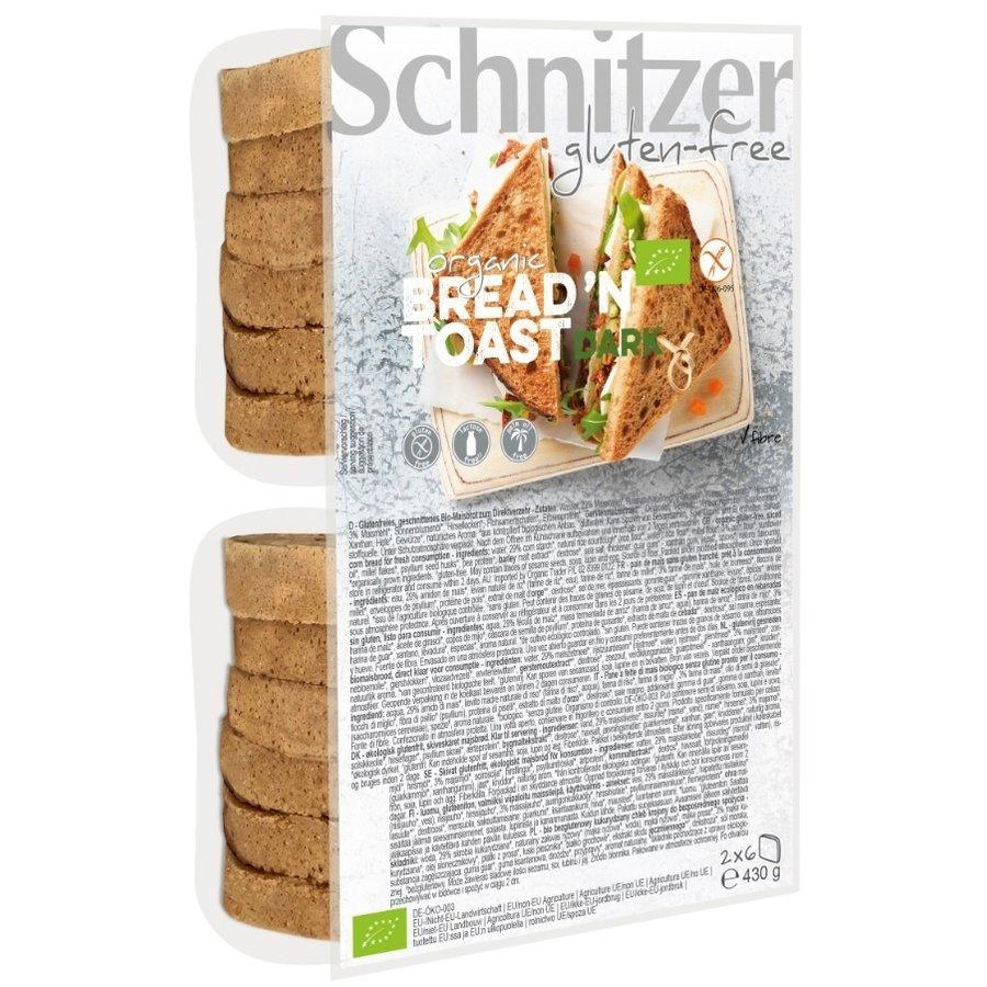 Bread'n Toast Bruin Biologisch