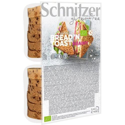 Schnitzer Bread'n Toast Meerzaden Biologisch