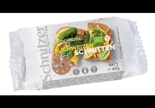 Schnitzer Boekweitbrood Biologisch