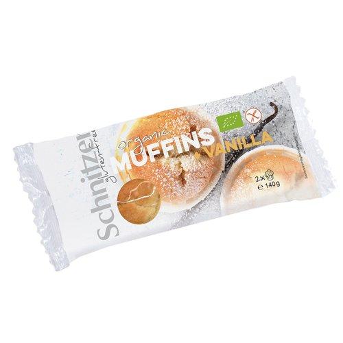Schnitzer Muffin Vanille Biologisch