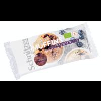Muffin Bosbessen Biologisch 2 Stuks