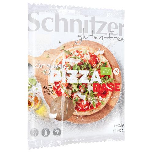 Schnitzer Pizzabodem Biologisch